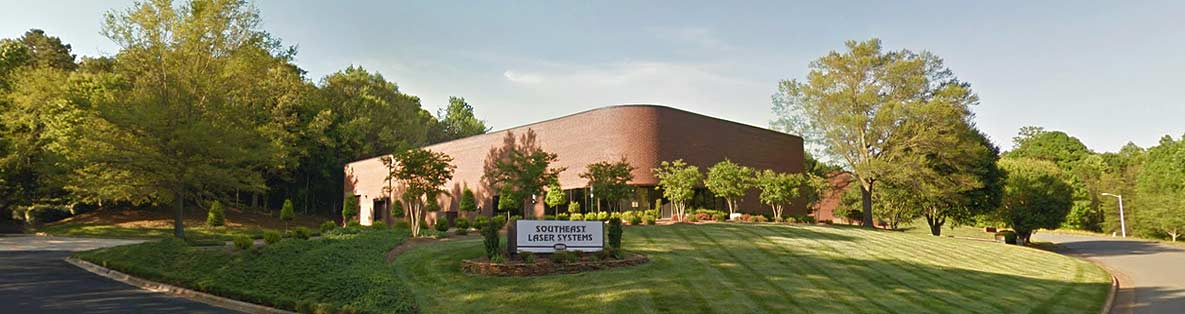 Southeast Laser Systems in Charlotte, North Carolina